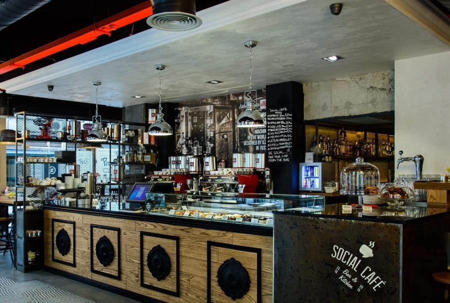 Social Cafe Bar & Kitchen